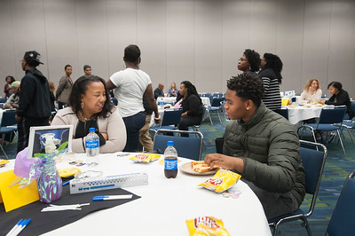 Food Lion CIAA Teen Summit with GirlTalk Foundation @ Charlotte Convention Center 3-1-18 by Jon Strayhorn