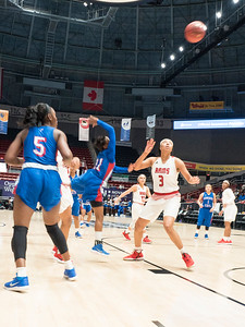 Womens ECSU vs WSSU 2-27-18 by Ed Chavis