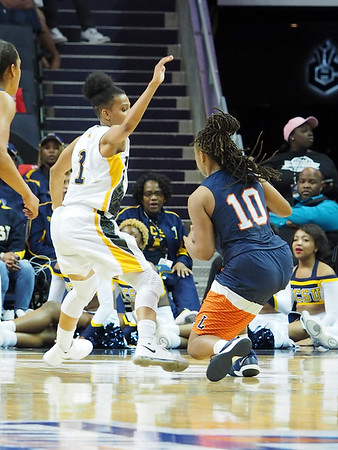 Womens JCSU vs Lincoln 3-1-18 by Ed Chavis