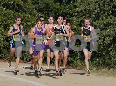 CIF Cross Country State Championships, Division 5, Boys, 11/29/08