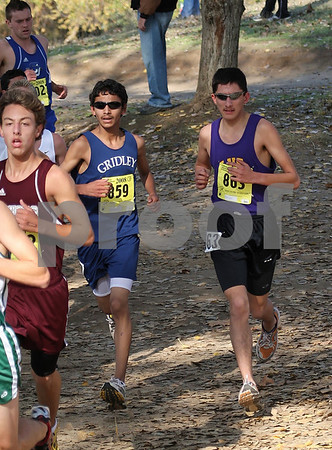 CIF Cross Country State Championships, Division 4, Boys, 11/29/08