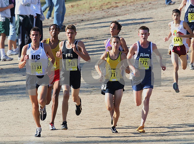 CIF Cross Country State Championships, Division 3, Boys, 11/29/08