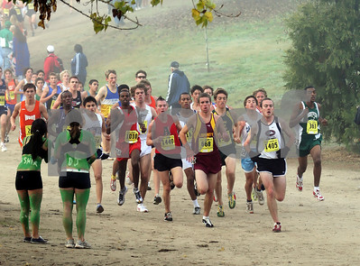 CIF Cross Country State Championships, Division 2 Race, Boys, 11/29/08