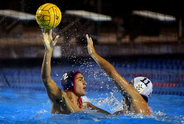 CIF water polo - Bellarmine College Prep vs. Campolindo High