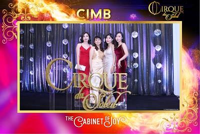 CIMB | Year End Party 2019 @ Gem Center | YEP instant print photobooth in Ho CHi Minh City | Chụp hình lấy liền Tất Niên tại TP Hồ Chí Minh | Photobooth Saigon