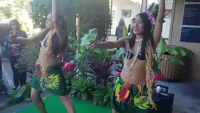 HULA DANCERS VIDEO 1