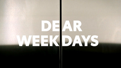 "Toyota ""Dear Weekdays"""