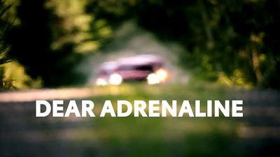 """Toyota """"Dear Adrenaline"""""""