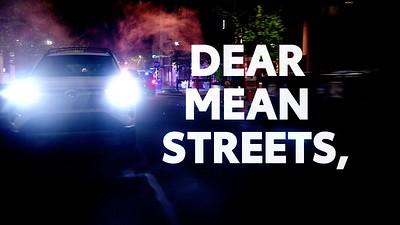 "Toyota ""Dear Mean Streets"""