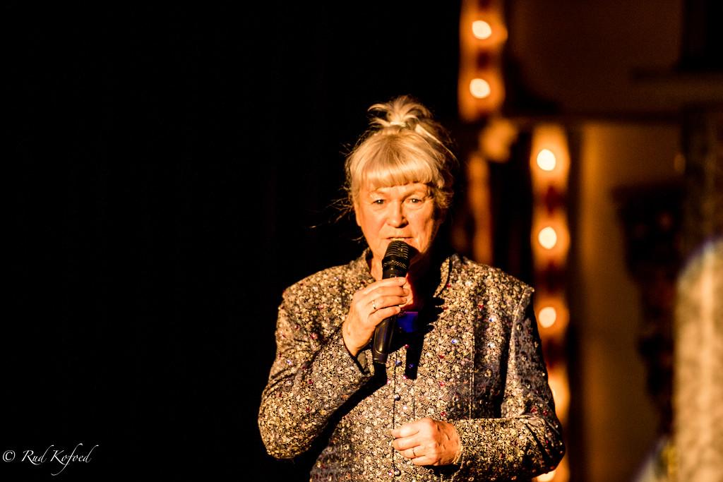 66 af sine 70 år har Irene tilbragt i manegen...