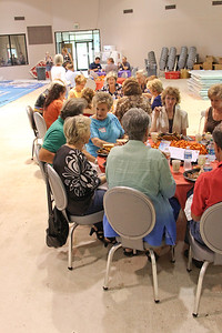 Krewe of Elders is one of the most active of the volunteer groups each event.