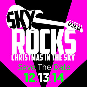 CIS 2014 Sky Rocks