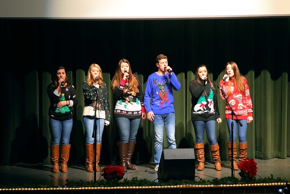 CHS Christmas Choir