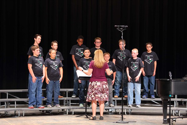JH Choir Fall Concert