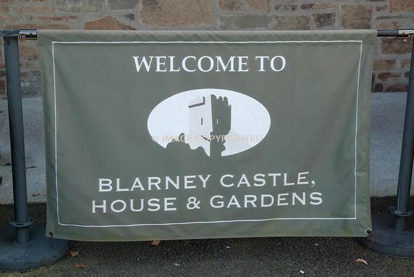 Blarney Castle House & Gardend