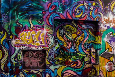 STREET ART, MELBOURNE, AUSTRALIA