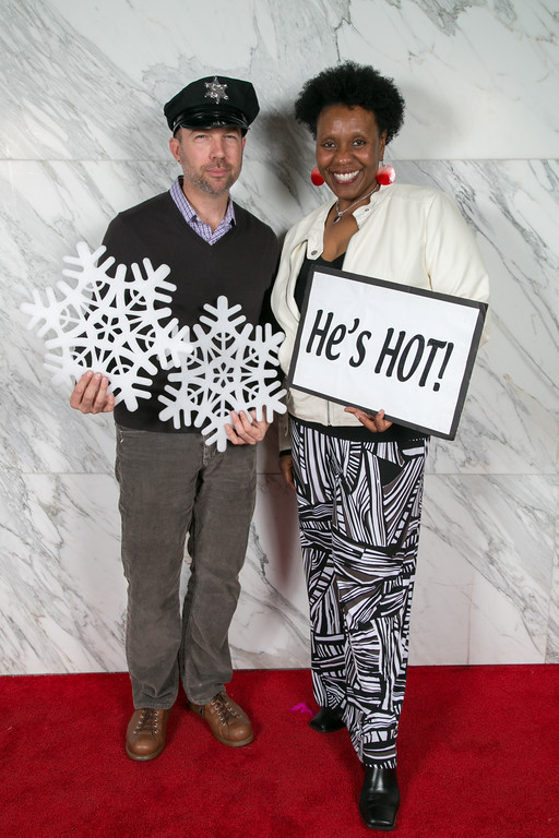 City of West Hollywood Holiday Party.  www.weho.org.  Photo by Venice Paparazzi