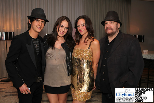 2009 West Hollywood's Fashion's Night Out.
