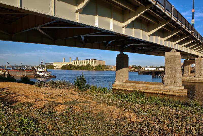 BRIDGE OVER THE RIVER 1
