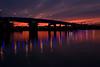 SUN SET BRIDGE