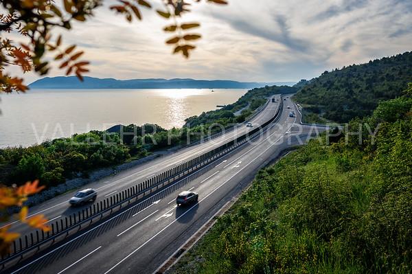 ROAD - TO NOVOROSSIYSK