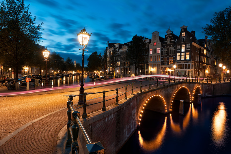 Kaizer Bridge, Amsterdam