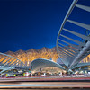 Oriente Train Station, Lisbon. By Santiago Calatrava