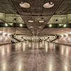 Oriente Station, Lisbon. The underground