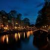 Channel in Amsterdam