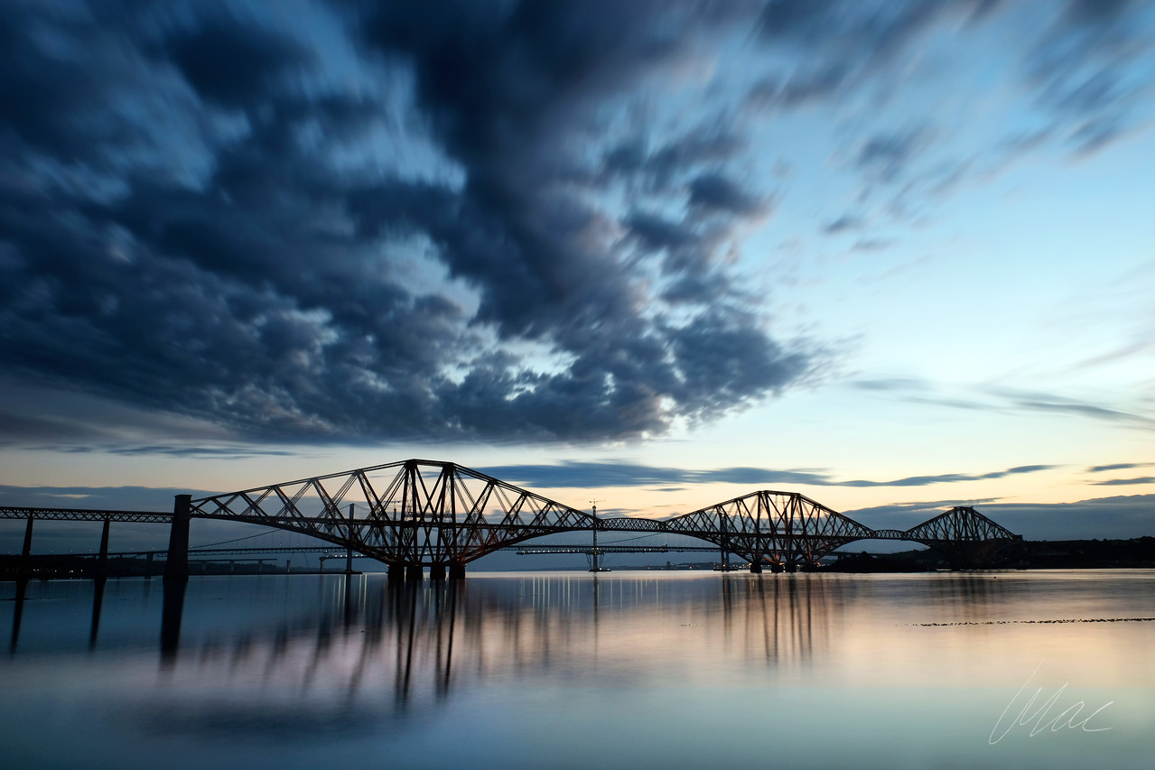 Forth Bridge, South Queensferry