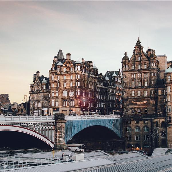 North Bridges, Edinburgh