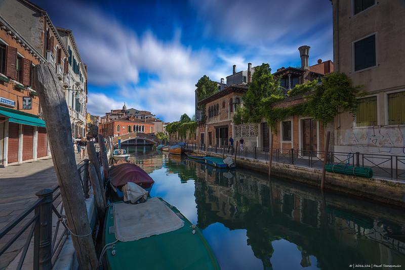 2016.126 - Venice XXIX - Long Sky