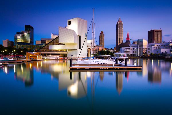 North Coast Harbor - Cleveland, Ohio