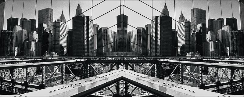Double Brooklyn Bridge
