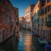 2016.124 - Venice XXVIII - Gondola Trip
