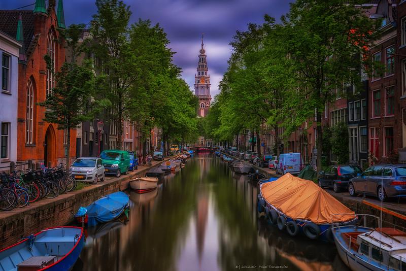 2016.30 - Pano+1xp - Amsterdam Church Canal - XIII - HRes