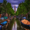 2016.30 - Pano+1xp - Amsterdam Church Canal - XIII - HRes