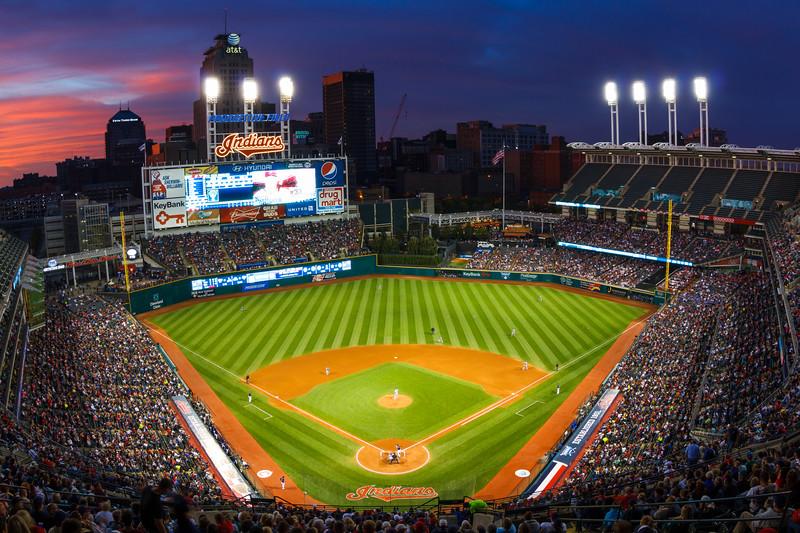 Progressive Field - Cleveland, Ohio