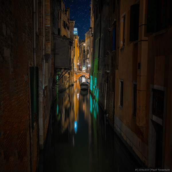 2016.115 - Venice XXI - CanalsAtNight - HRes