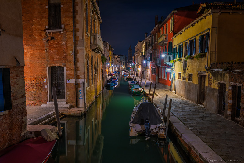 2016.62 - LE - Venice III - Venice Canals
