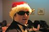 _0Z02935  santa as a trumpet player