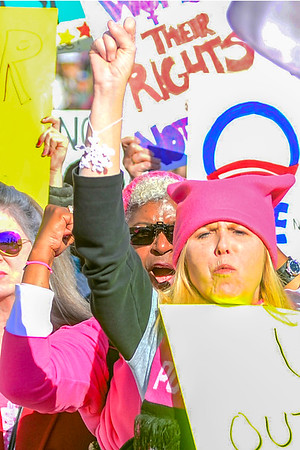 Women's March on Washington, 2018
