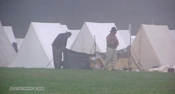 3rd Arkansas, Co. H, Borderlands Sept 2008