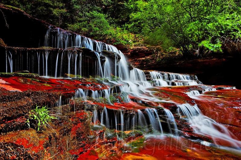 Angel Falls  Green