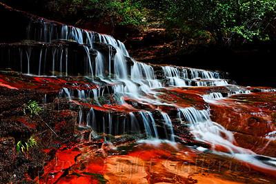 Waterfalls CJ