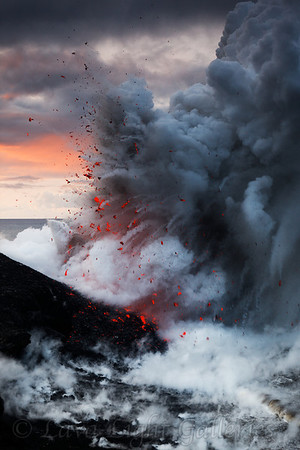 Volcano images Kilauea Hawaii