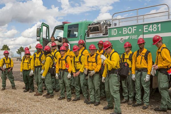 Advanced Wildland Fire Management Program