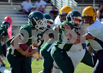 A Shafer Norad Baggett Offense First game