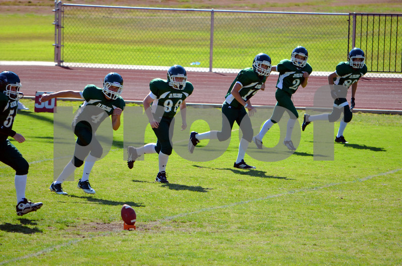 A Kick off First game Midgets 048