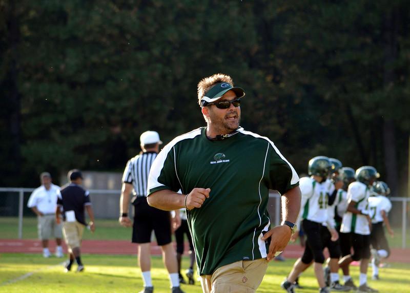 Coach Fejes 101511